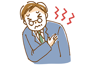 循環器に関する不安は~循環器内科で診療する疾患や症状~